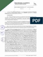 Plan Anual Gobierno Regional