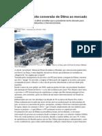 Davos e a súbita conversão de Dilma ao mercado