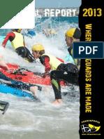Perranporth SLSC Annual Report 2013