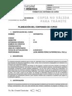 Carta Descriptiva SistematicaIIS2013