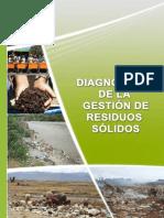 DIAGNÓSTICO DE LA GESTIÓN DE RESIDUOS SÓLIDOS