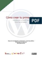Introducción a WordPress