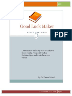 Create Your Own Luck Book