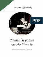 05ee2ee1 o Praktylach Kuratorskich Tez Feministycznych ...