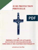 Jean Pliya Neuvaine de Protection spirituelle