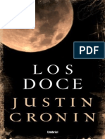 Los Doce - Justin Cronin