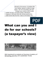 Taxpayer Booklet (ready to print)  Small Schools 2009 24 pages BOOKLET