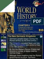 honors world history chapter 9 presentation