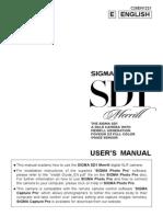 SD1Merrill Users Manual En