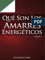 Amarres Energ Ticos P1