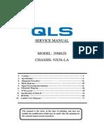 14228 Chassis 40 00NX56 MAN1XG NX56LA Manual de Servicio