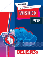 DOC Handbuch Dellorto VHSH30
