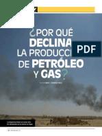 Porque Declina La Produccion de Petroleo