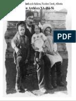 James whitford & Children