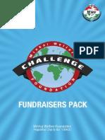 MWF Challenge - Fundraiser Pack