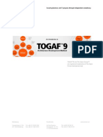 Togaf 9 Adm Introduction - Eng