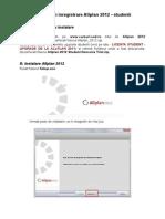 Instalare Si Inregistrare Allplan 2012 Student-129959766277941250