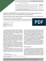 Declaracion Consort. Ensayos Clinicos