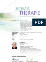 Seminar Aromatherapie Zof