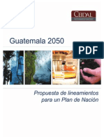 Plan Guatemala