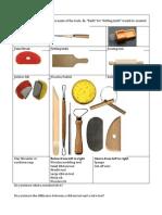 C1 Tool Study