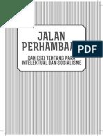 183155535 Jalan Perhambaan Dan Esei Tentang Para Intelektual Dan Sosialisme