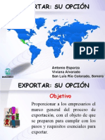 Exportar, Su Opcion Slrc Feb 20 2007