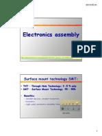 Electronics.assembly