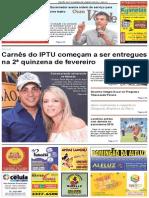 Jornal União - Edição de Janeiro de 2014