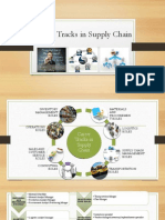 Career Tracks in Supply Chain