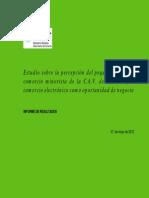 Percepcion Del Comercio Vasco Sobre El Ecommerce