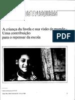 A Criança da Favela e sua Visão de Mundo.pdf