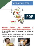 ALIMENTACIÓN EN EL PERÚ