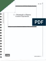 Programação Orientação a Objetos