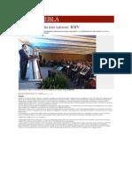 09-01-2014 Milenio.com - Reformas atraerán más turismo, RMV