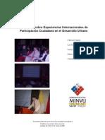seminario experiencias internacionales de participación