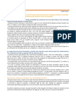 Comunicat Presa ING Asigurari Pensii Rezultatele Financiare Q1 2013