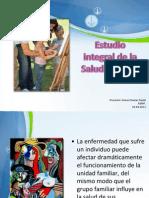 Estudio Integral de La Salud Familiar