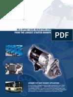 DENSO R5 Class 8 Starter Sell Sheet D1539