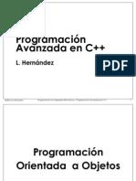 Programacion Avanzada en Cpp
