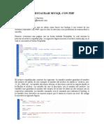 Comunidad Emagister 35361 MySQL PHP