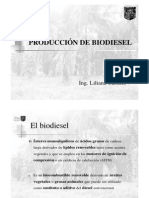 2do Curso Biodiesel - 2 Produccion