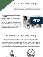 1. Introduccion a La Perforacion Direccional