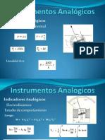 Instrumentos Analogicos
