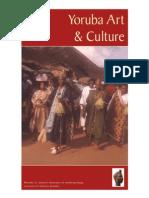 Yoruba Art Culture