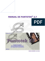 Manual Castellano Puntotek