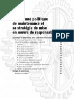 Guide Du Parfait Responsable Maintenance