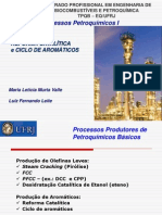 05 - EQ - Reforma Catalítica  Letícia Leite 19 09 2013