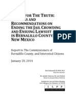 Bernalillo Report 01.20.14
