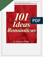 101 Ideas Romanticas Para Recuperar a Tu EX